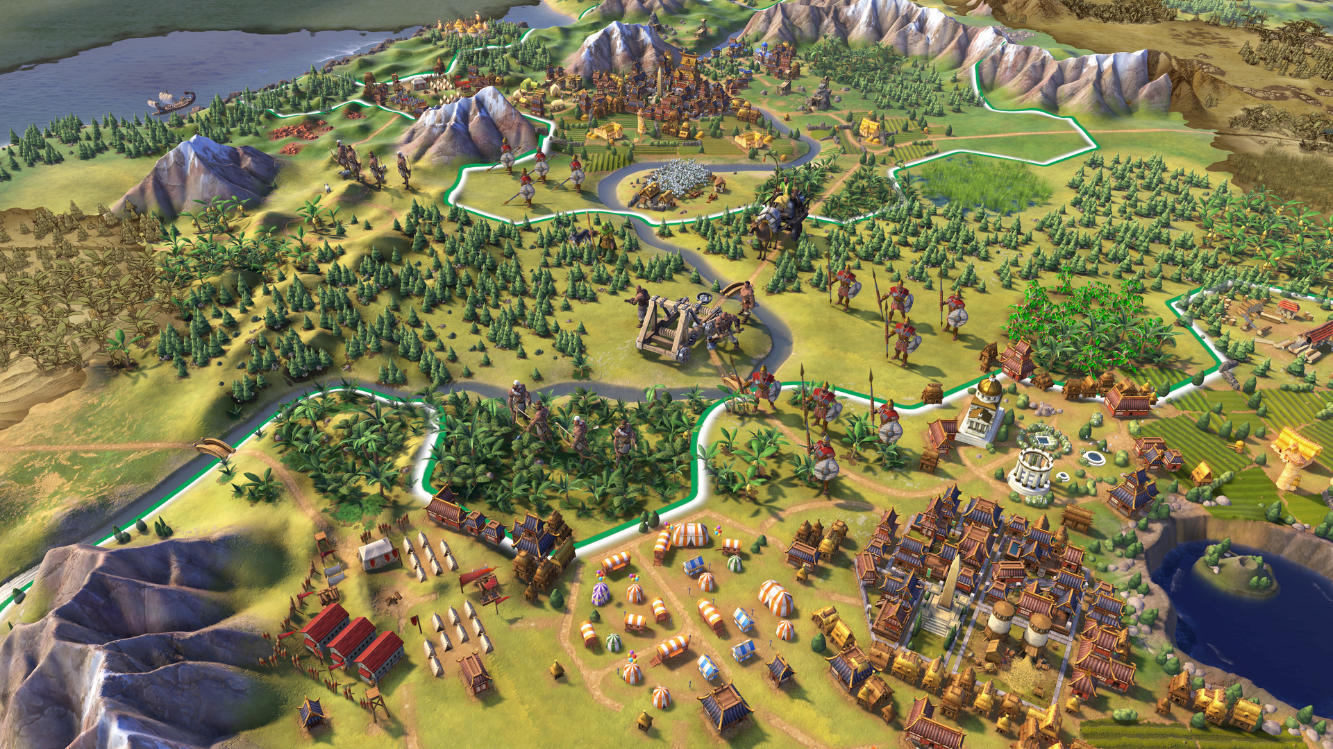 'Civilization 6' Fall Update Improves Religion, Adds Tougher Naval AI