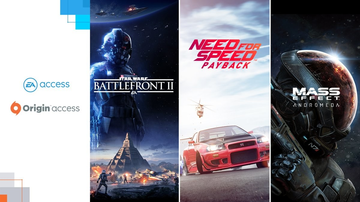 Andromeda, Dead Space 3 and more are coming soon to EA Access