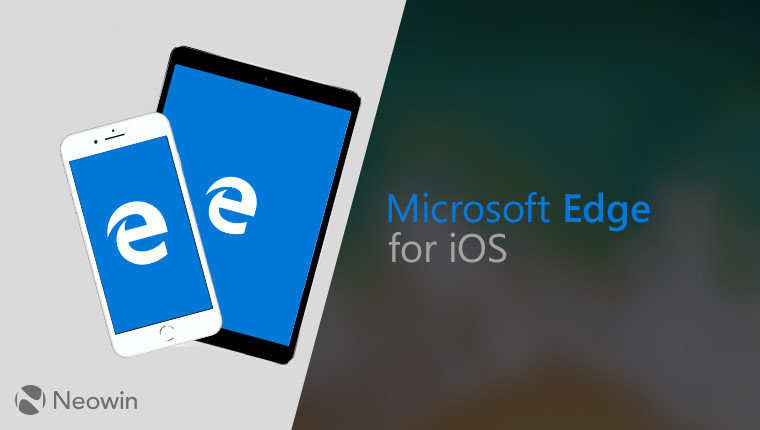Microsoft Edge on iOS adds tracking prevention settings - Neowin