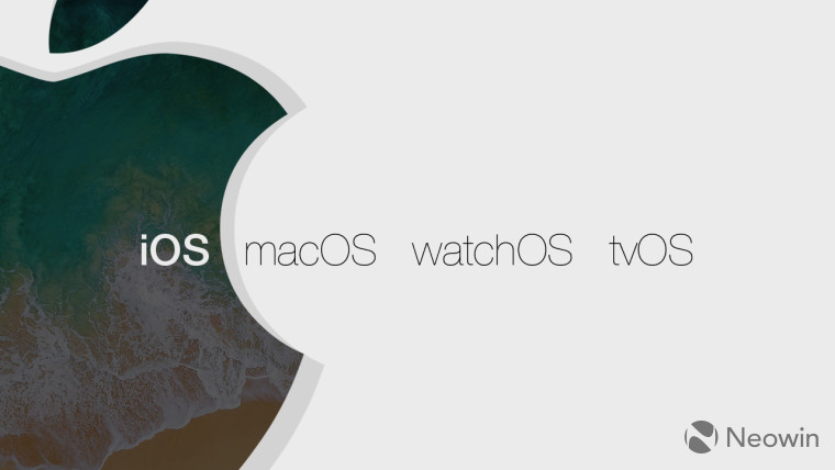 Apple releases iOS 11.1, watchOS 4.1, tvOS 11.1, and macOS 10.13.1