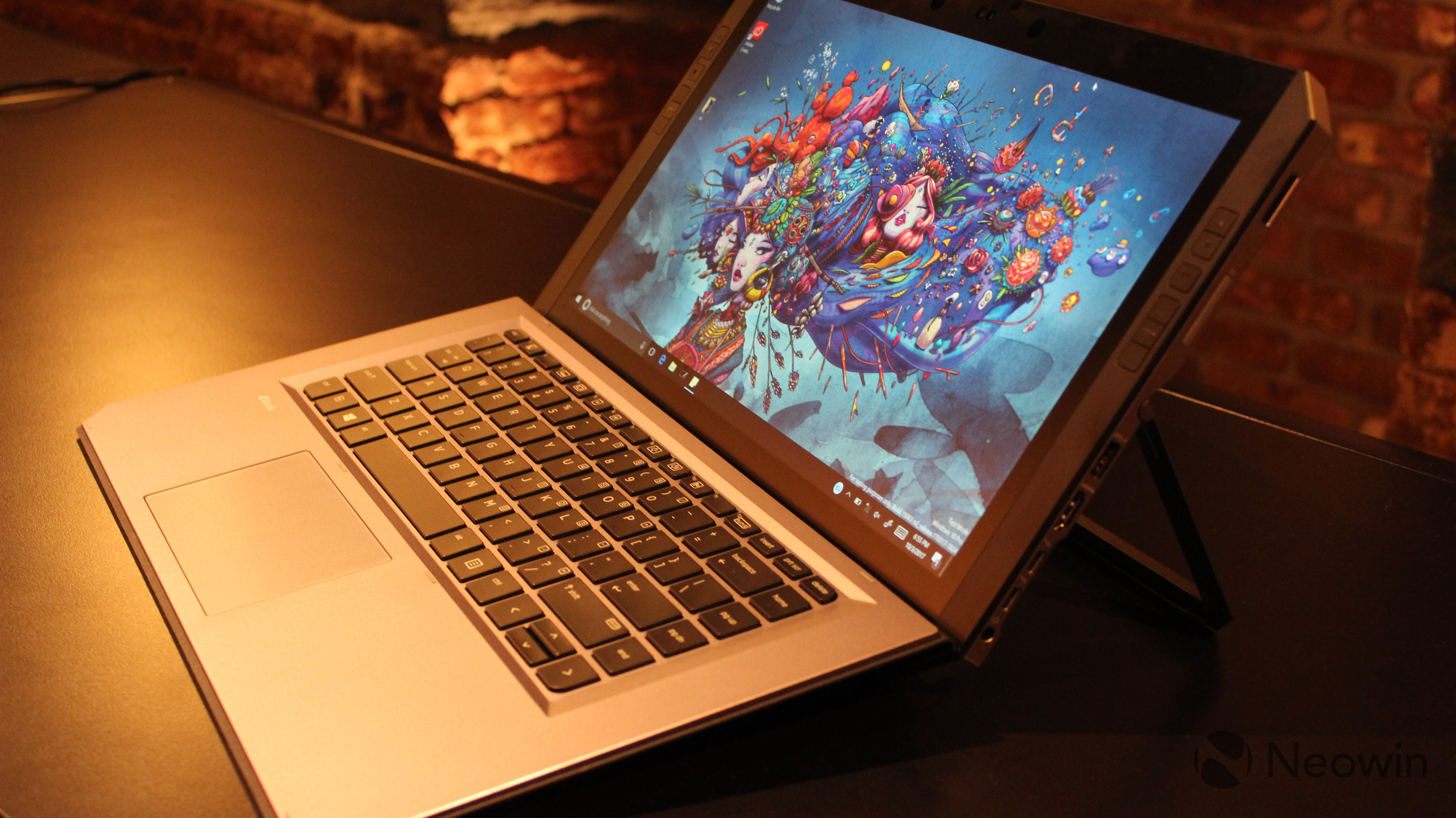 HP made a ridiculously powerful detachable tablet for artists