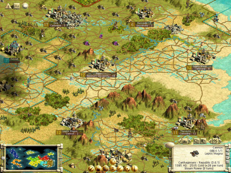 Civilization III: Complete Edition is free to claim on the Humble Store