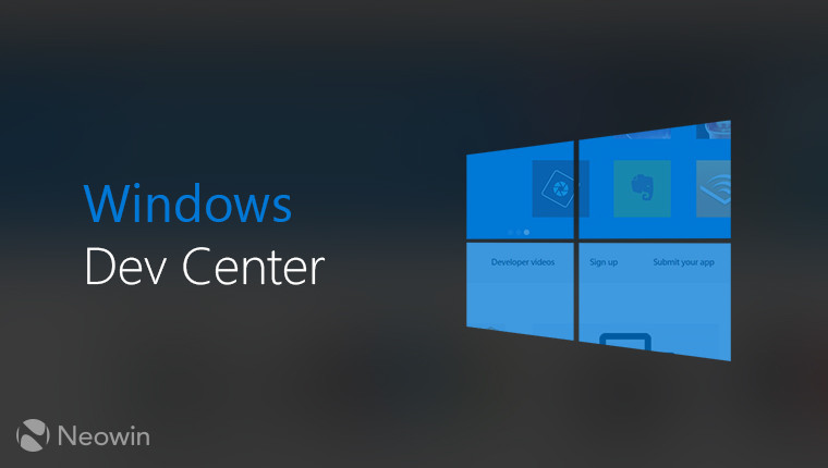 Introducing a new Windows Dev Center experience – Windows ...