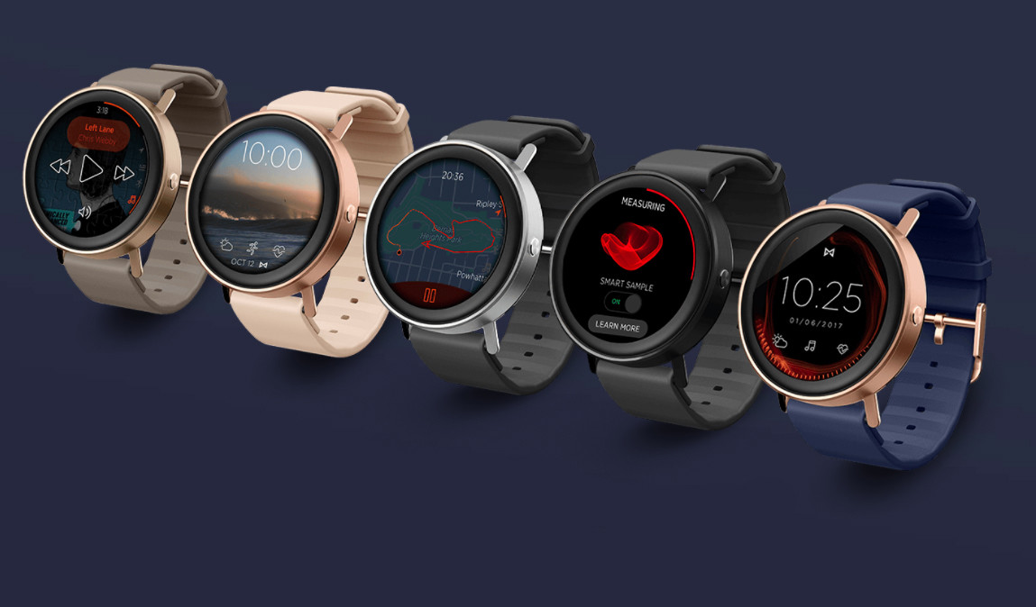 88ecd750528 Misfit Vapor smartwatch will finally go on sale on October 31 - Neowin