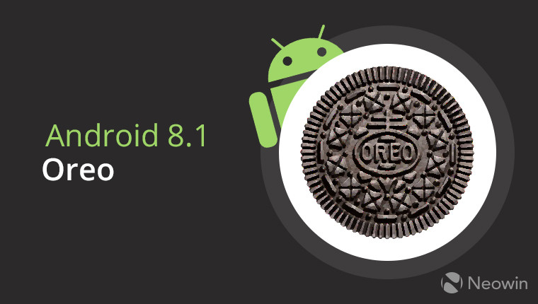Image result for OREO 8.1