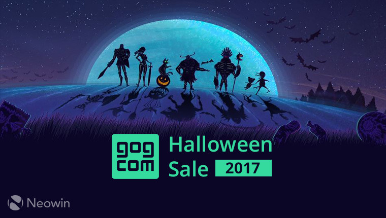 Weekend PC Game Deals: Halloween Sales rise from every corner - Neowin