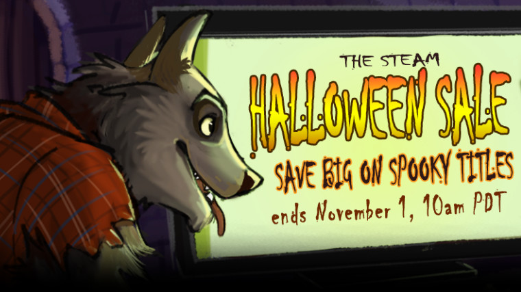 GOG.com Announces its Scary Good Halloween Sale