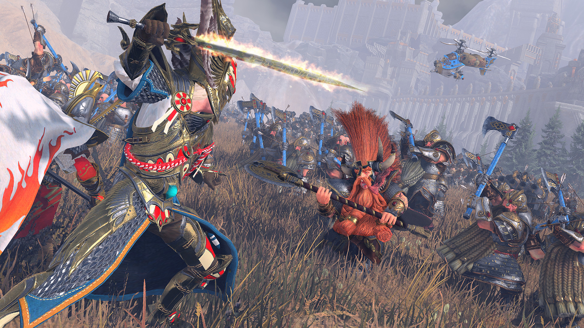 Total War: Warhammer games' combined grand campaign is now available