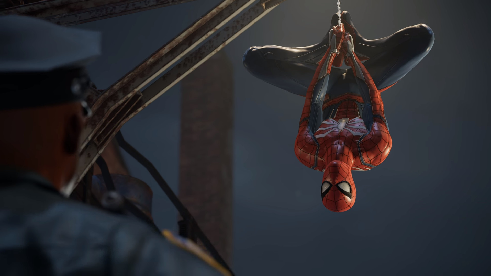 Not a drill! MARVEL's SPIDER-MAN for PS4 has a release date!