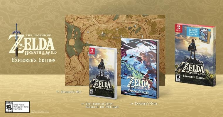 The Legend Of Zelda Nintendo 2DS And Game Bundles Announced