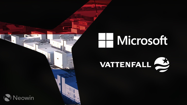 Created at 2017 11 03 0246 microsoft has announced a deal it made with swedish company vattenfall one of the old continents largest energy and heat retail suppliers fandeluxe Choice Image