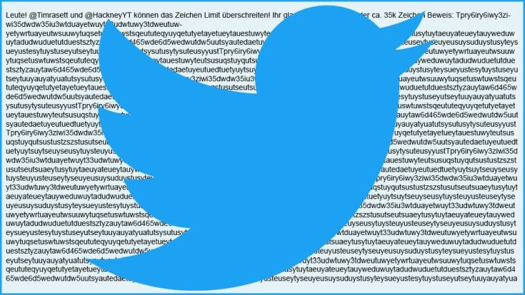 Twitter expands new 280 character limit globally