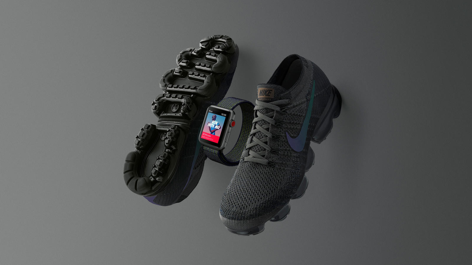 Nike debuts new Midnight Fog edition of the Apple Watch Series 3