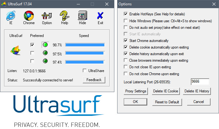 How to hide ip address for utorrent