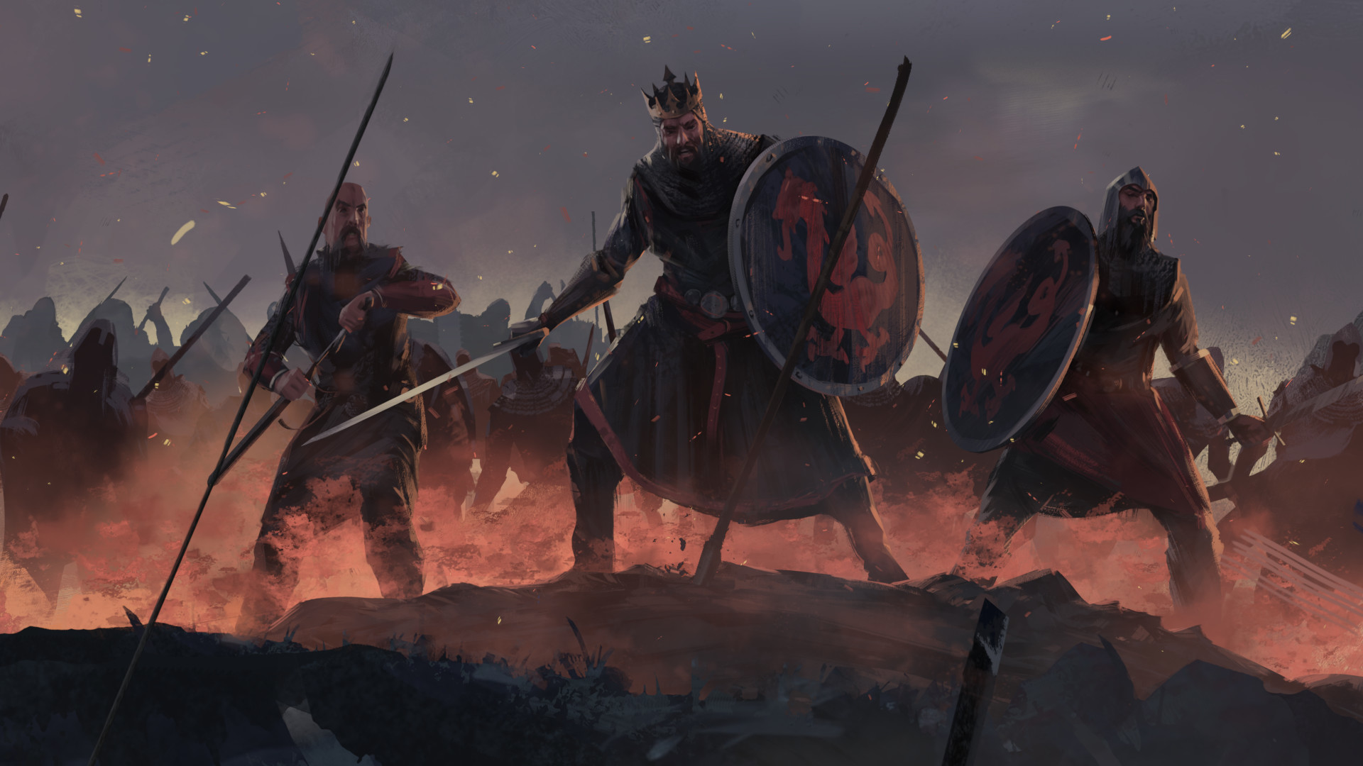 Total War Saga: Thrones of Britannia Announced