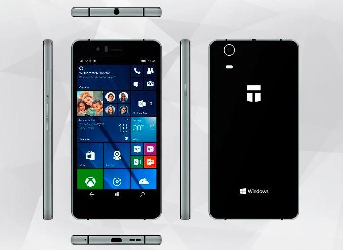 Trekstor may release Windows 10 Mobile smartphone in 2018 ...