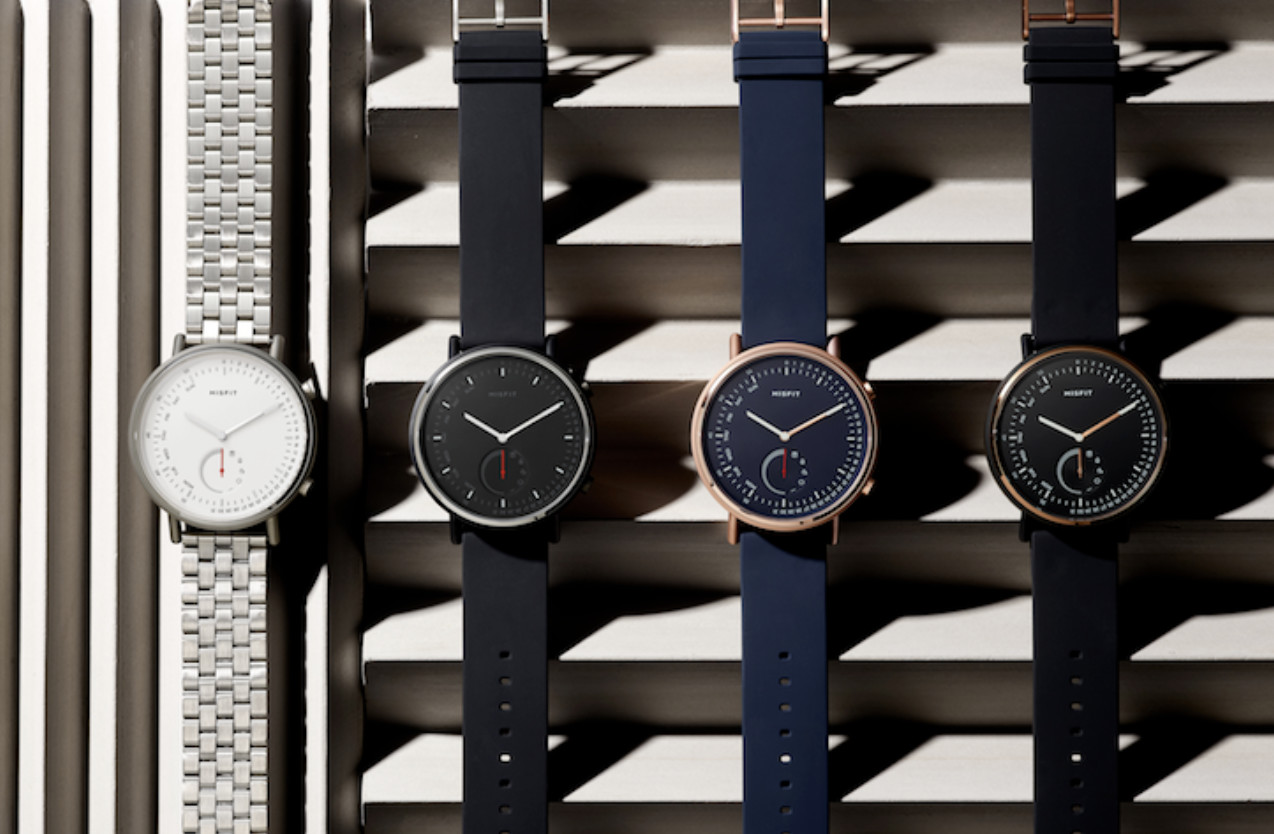 Misfit Command smartwatch requires no charging