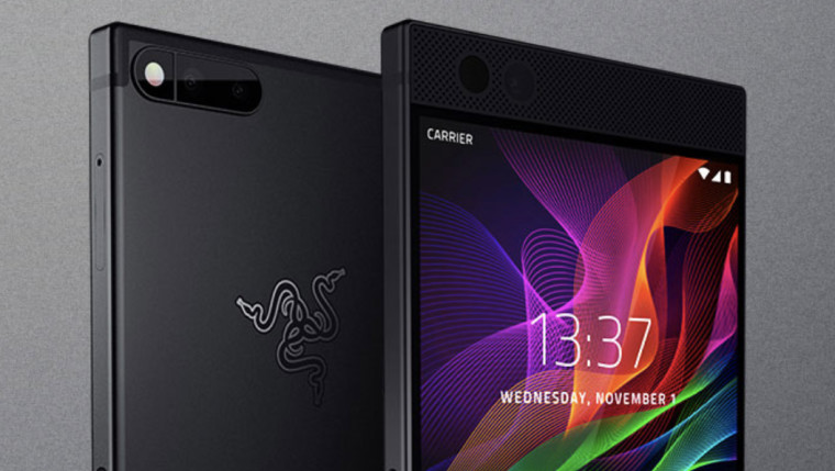 An up-close look at Razer's first smartphone