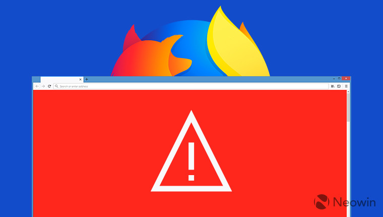 Firefox to warn users about to visit compromised website