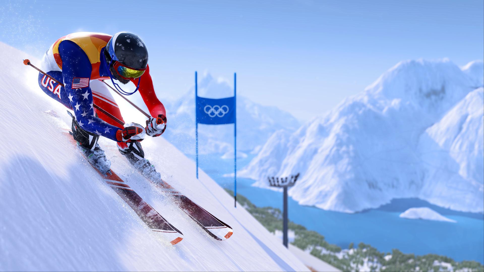 Steep Road to the Olympics open beta starts tomorrow