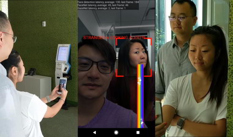 Electronic Screen Protector: Google's AI to prevent snooping your phone