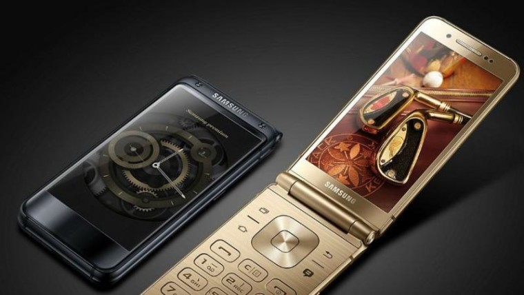 Samsung S Upcoming Android Flip Phone Will Reportedly Arrive With
