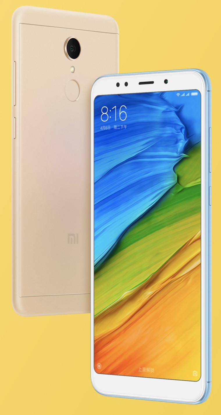 Xiaomi officially unveils Redmi 5 and Redmi 5 Plus - Neowin