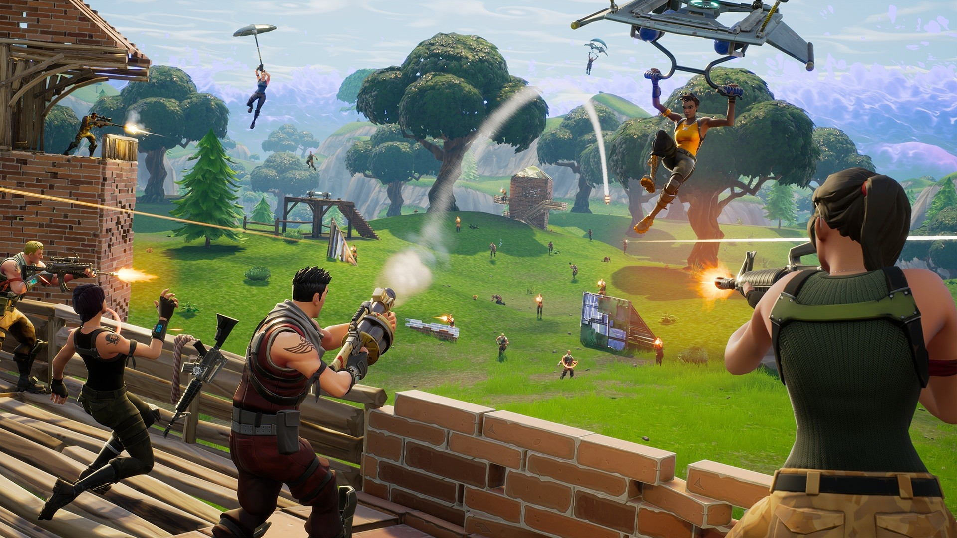 fortnite battle royale incoming to ios and android supports pc and ps4 cross play neowin - fortnite play android