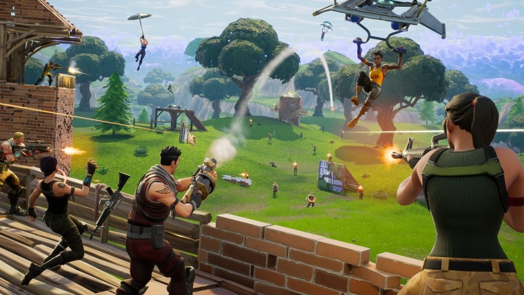 Fortnite's Cozy Campfire Patch Released