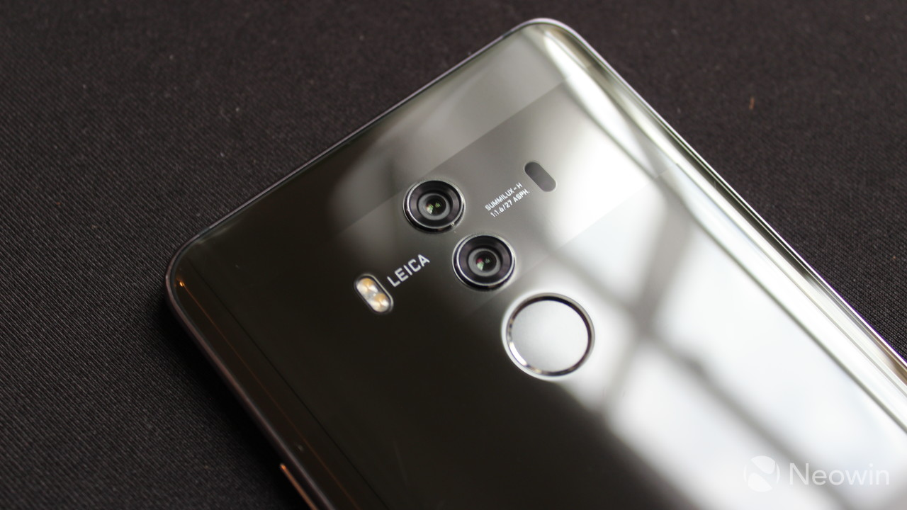 Mate 10 Pro review: Huawei makes a great smartphone camera