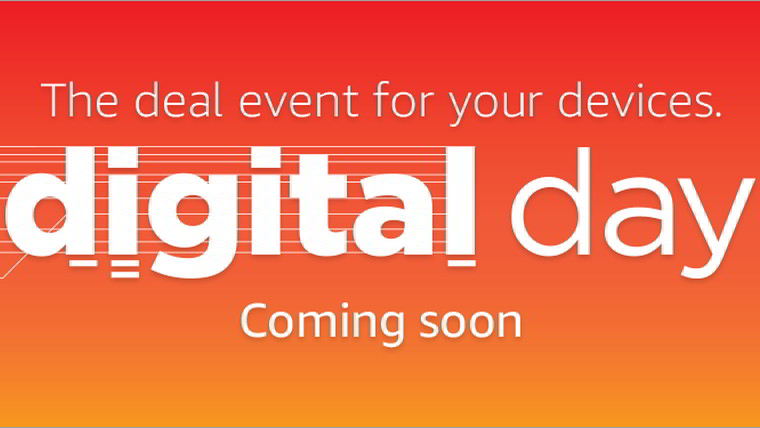 Amazon's Digital Day is coming back on December 29