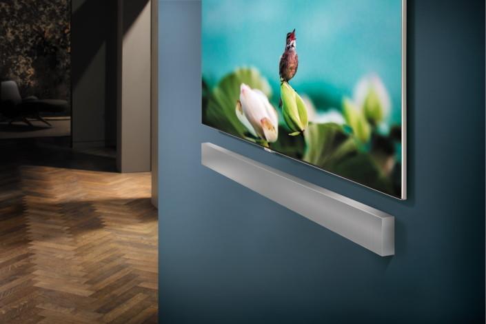 Samsung to unveil new wall-mountable Soundbar at CES 2018