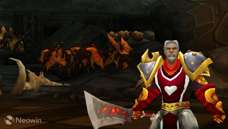 World Of Warcrafts Leeroy Jenkins Was A Fake Dry Run