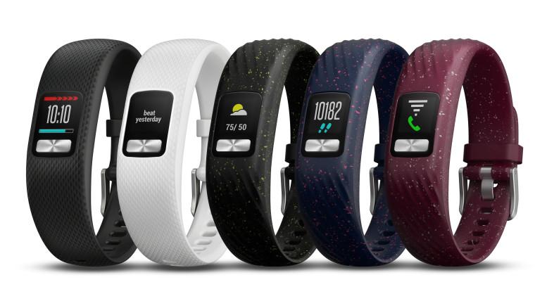 Garmin fitness tracker devices