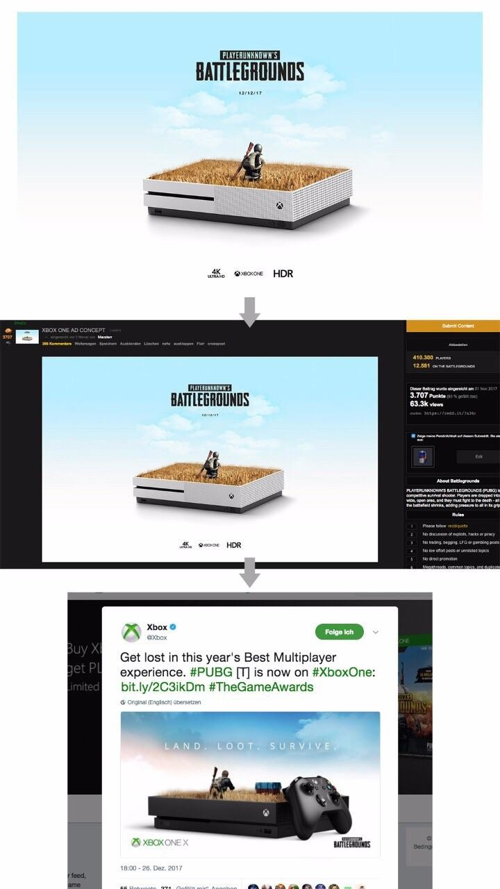 Microsoft's Xbox Twitter account faces backlash for plagiarizing