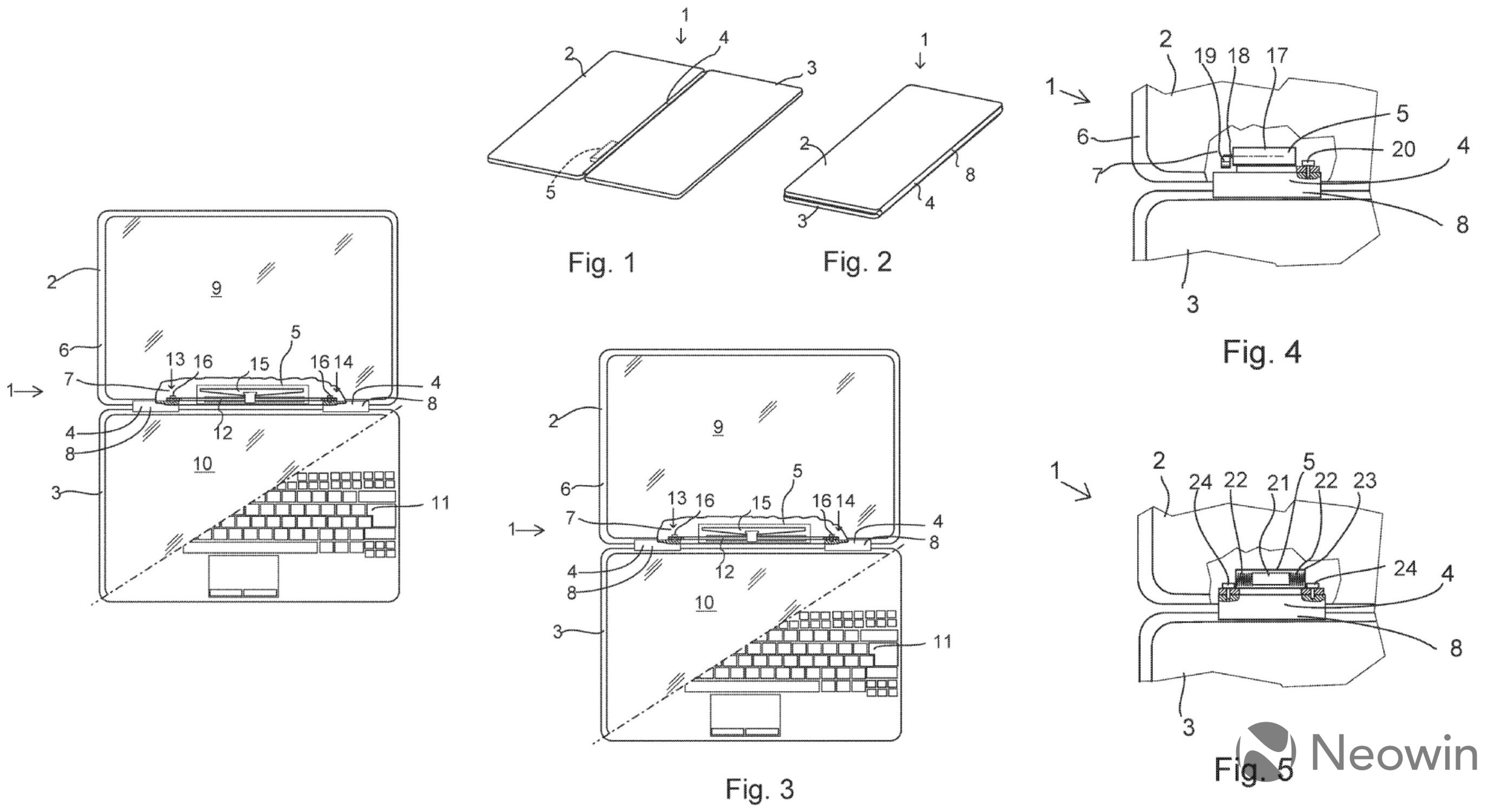 Yet another patent hints towards Microsoft's alleged Andromeda device