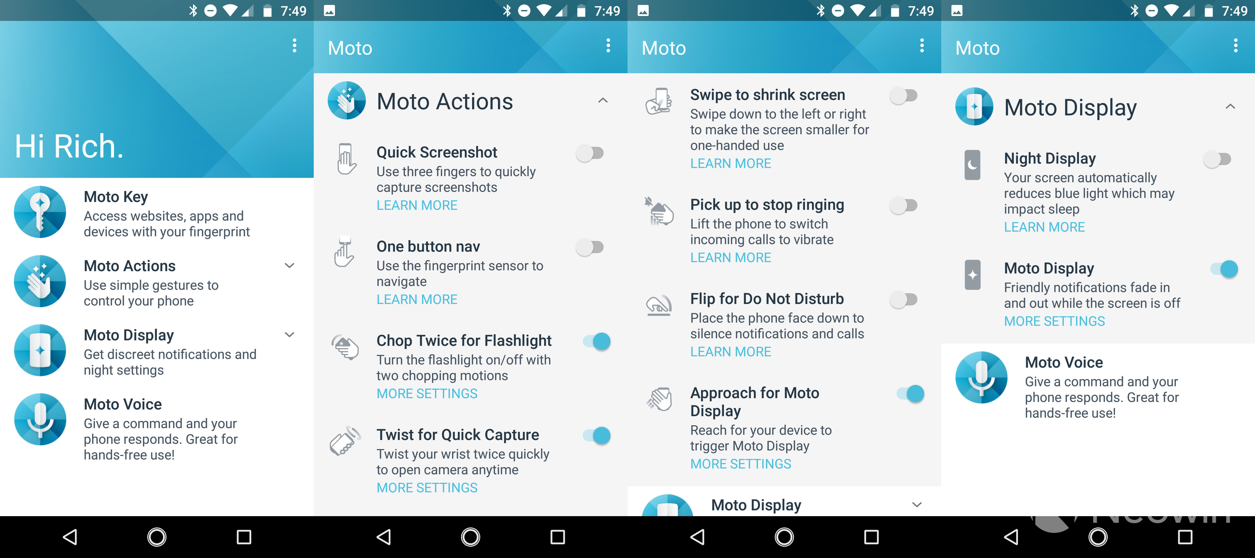 Moto X4 review: Project Fi in a sleek, affordable package - Neowin