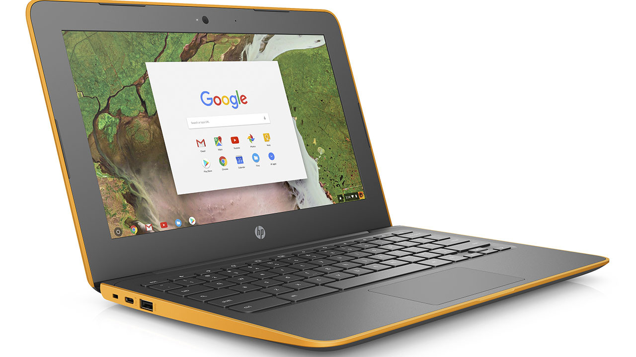 HP Outs New Chromebook 11 G6 & Chromebook 14 G5