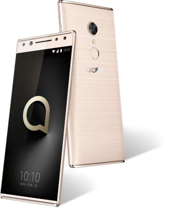 Alcatel 5 render leaked, reveals final design