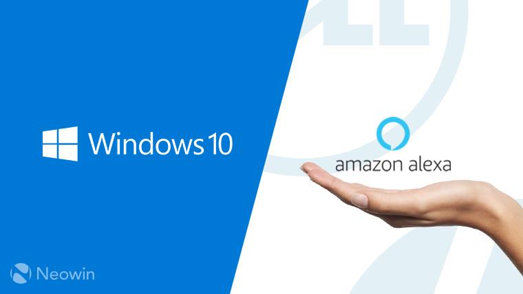 Hasil gambar untuk alexa in windows 10