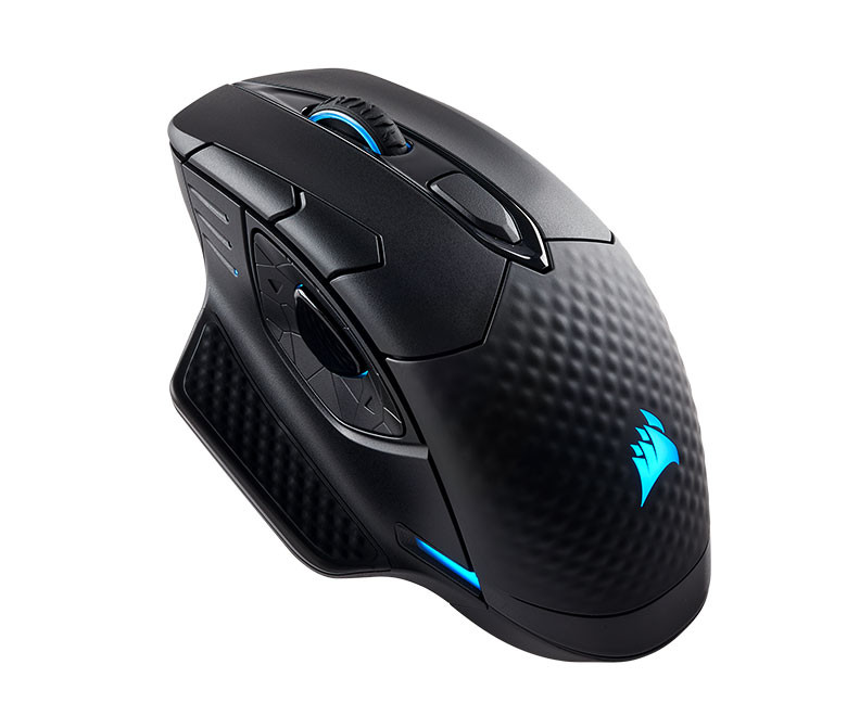 526981afece Unlike Logitech's proprietary PowerPlay wireless charging system, where  compatible mice will charge anywhere on the mousepad, Corsair is using the  Qi ...