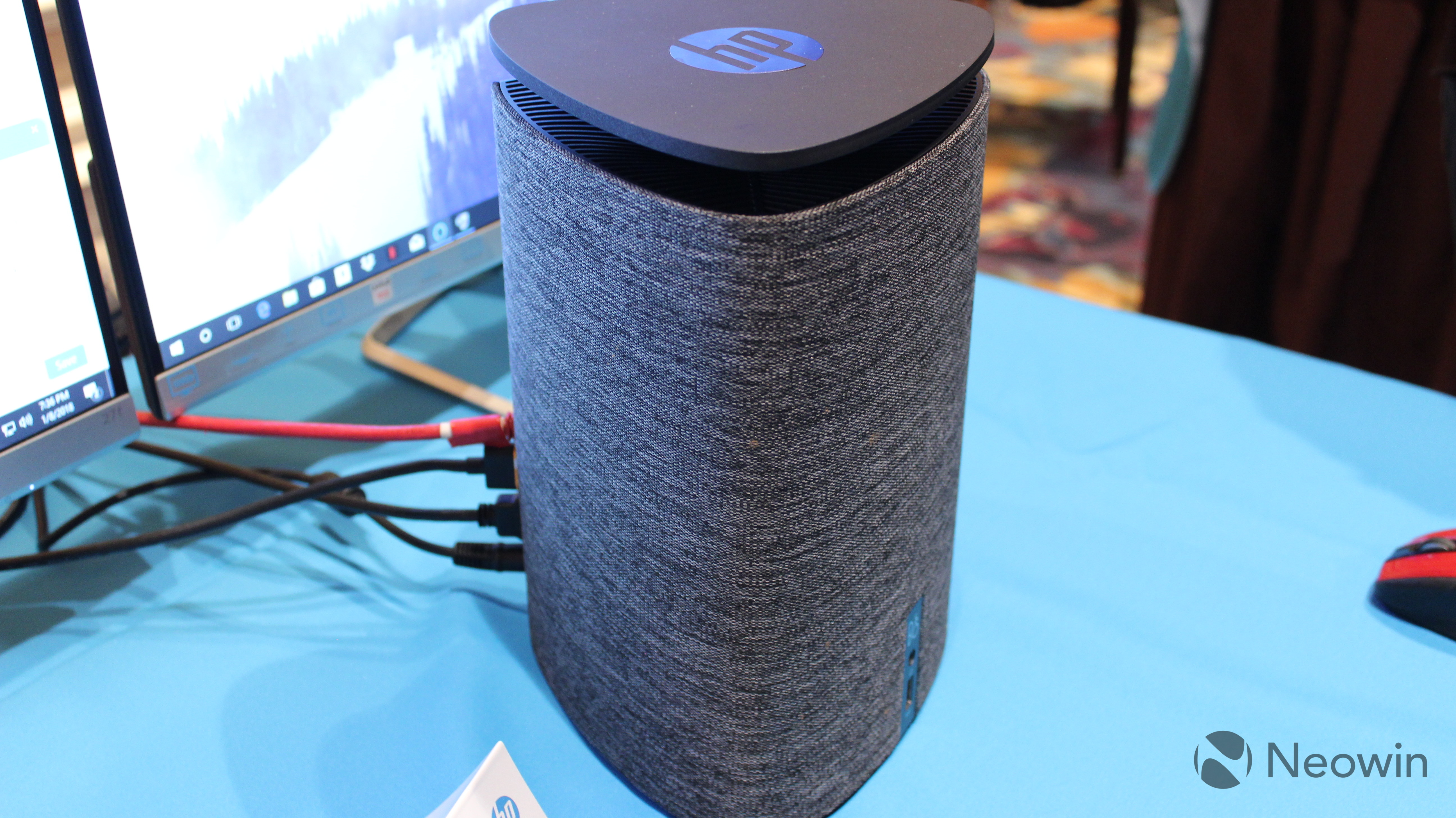 Hands on with Amazon Alexa on Windows 10 with HP's Pavilion