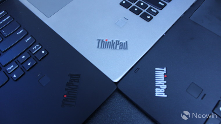 Lenovo's ThinkPad Fingerprint Manager software has a major