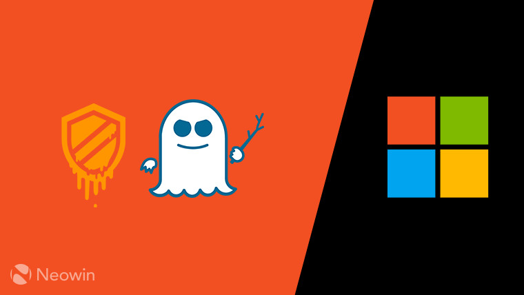 Microsoft lends Intel a helping hand by distributing Spectre-mitigating microcode