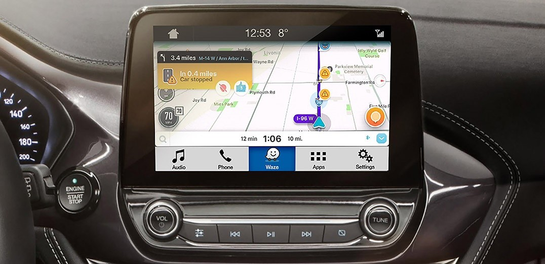 ford sync to gain waze integration in latest update neowin. Black Bedroom Furniture Sets. Home Design Ideas
