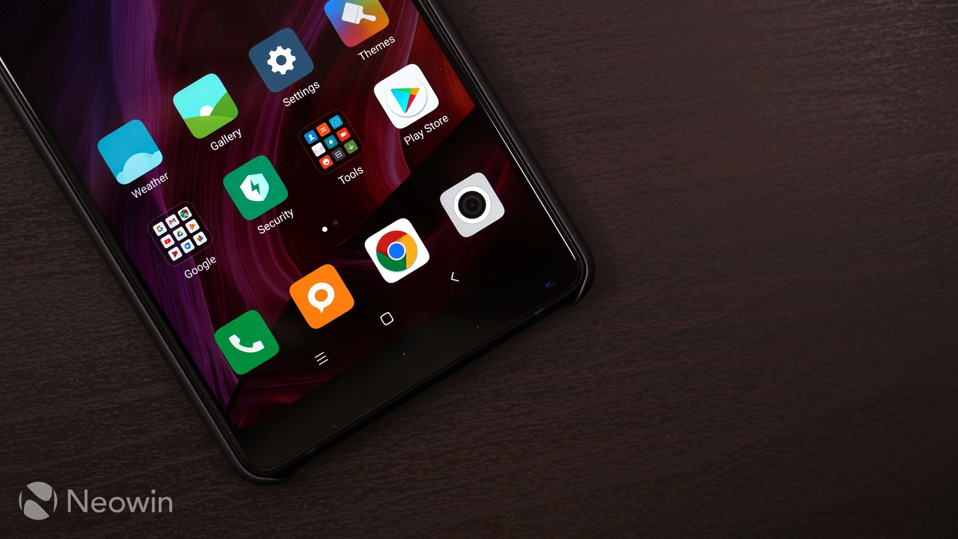 FYI: Converting a Mi MIX 2 to the global OS using the Xiaomi