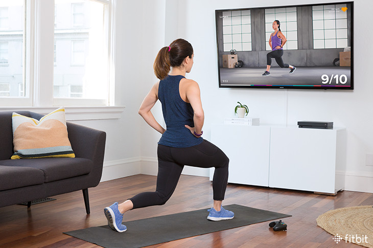 FitBit Coach on Xbox Lets You Keep Fit and Have Fun