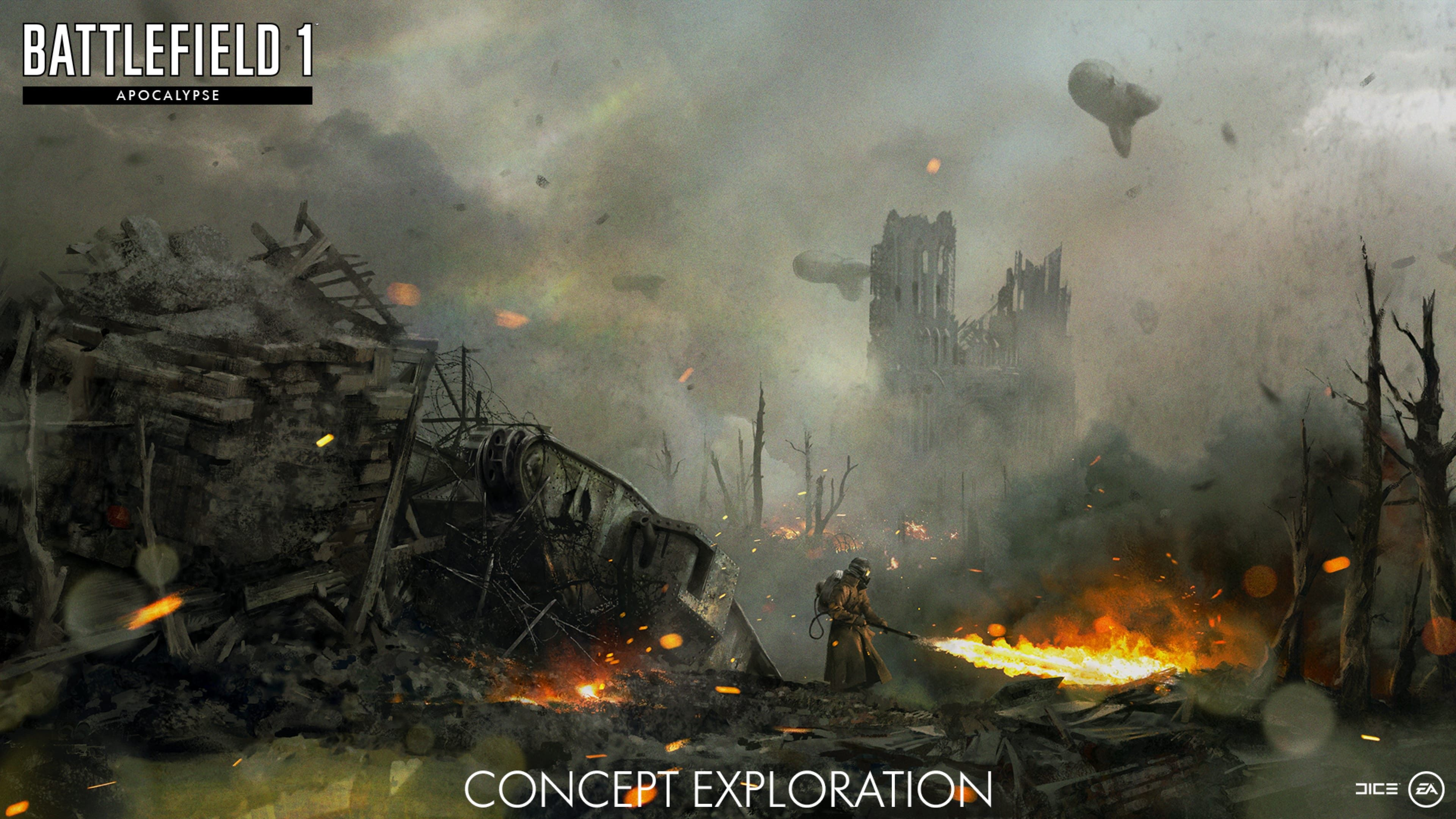 Battlefield 1 S Final Expansion Apocalypse Launches In February
