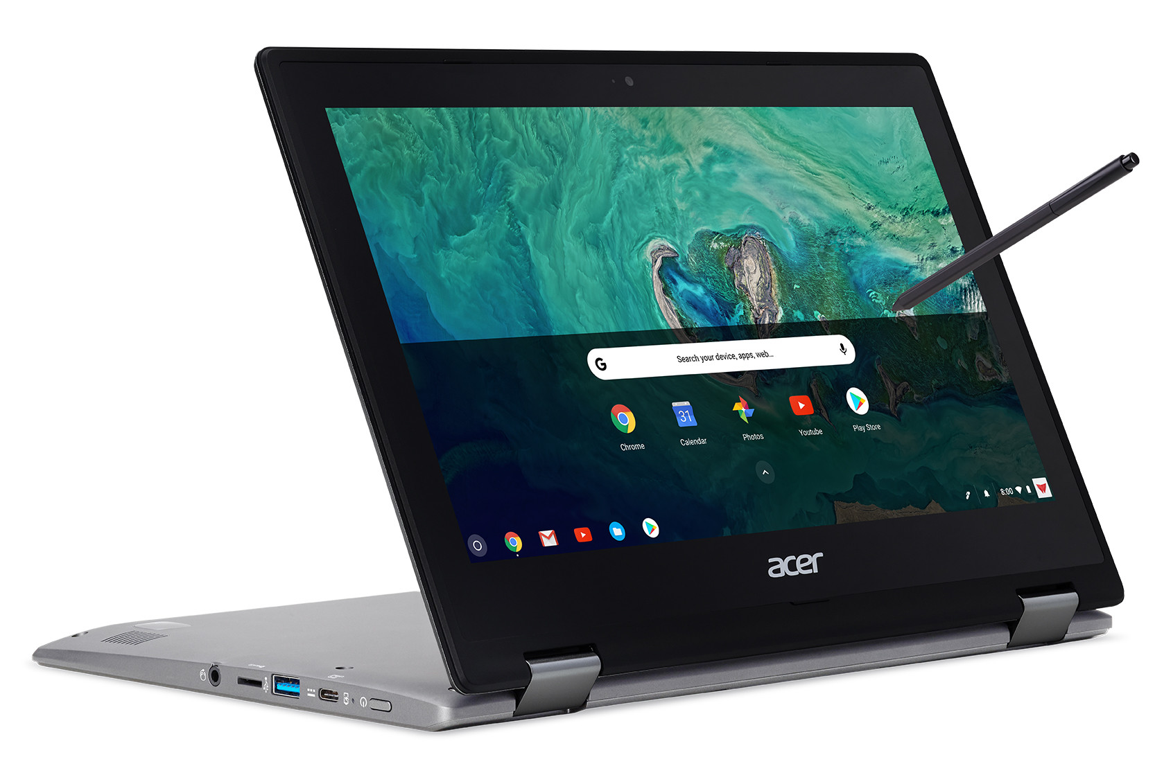 Acer unveils new Chromebooks and a new Chromebox
