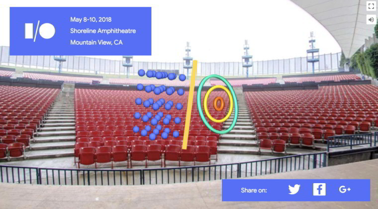 Google I/O 2018 will officially run from May 8th to May 10th